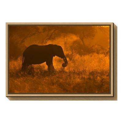 Orange - Medium (20-40 In.) - Animals - Canvas Art - Wall Art - The in Orange Wall Art