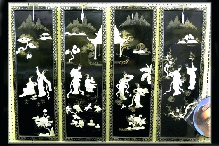 Featured Image of Oriental Wall Art