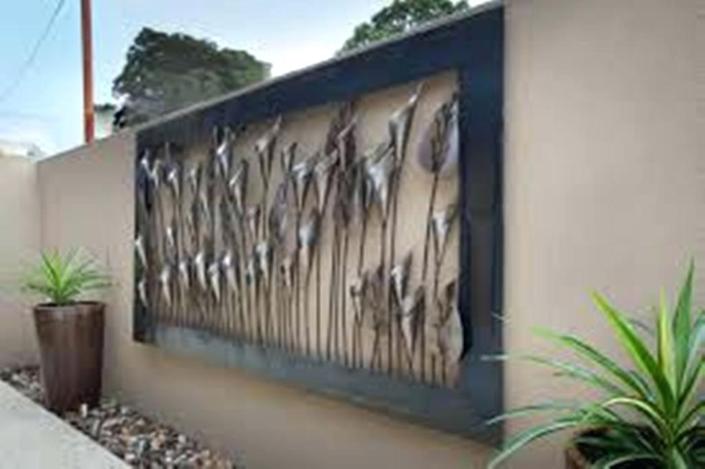 Outdoor Metal Decor Outdoor Metal Wall Decor Metal – Rebolt.co for Outdoor Wall Art Decors