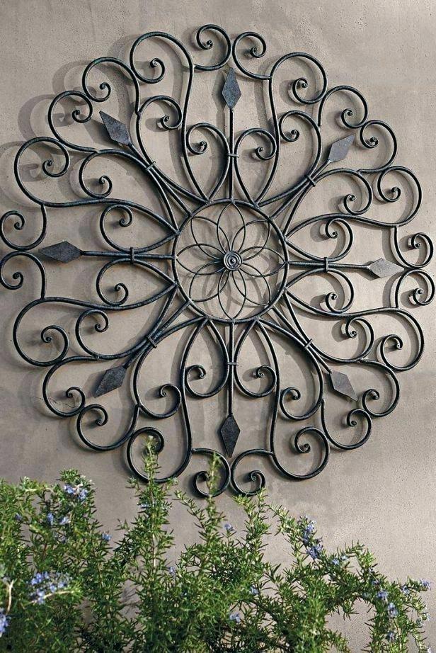 Outdoor Metal Sun Wall Art Garden Decor Metal Sun Sun Wall Art With Large Outdoor Wall Art (View 6 of 25)