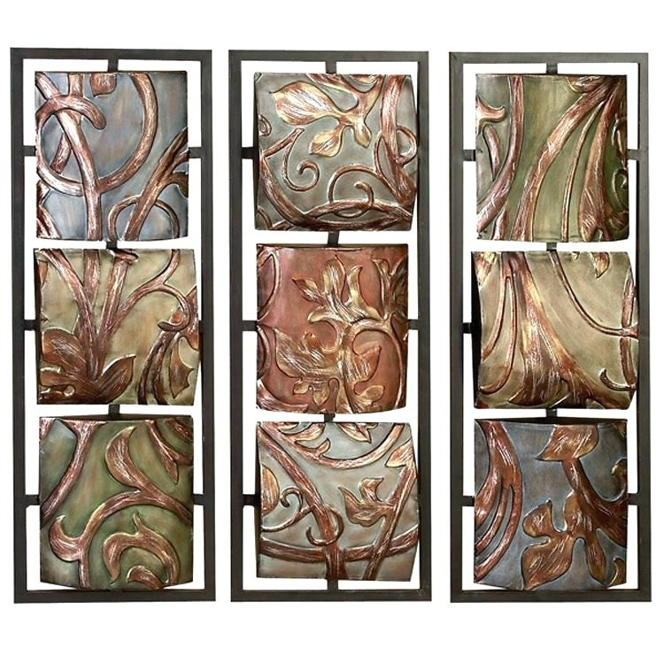 Outdoor Wall Art Metal Exterior Wall Art Metal Stainless Steel Wall For Vertical Metal Wall Art (Image 11 of 25)