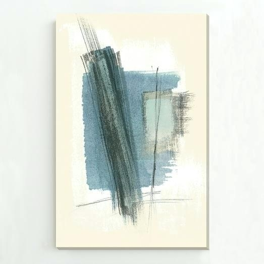 Oversized Abstract Art Oversized Abstract Wall Art West Elm Stunning Throughout West Elm Wall Art (View 25 of 25)