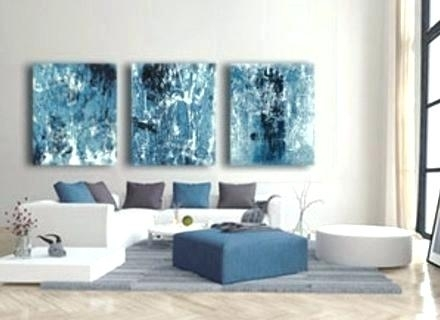 Oversized Wall Art Cheap – Aboutthehomeenews with Oversized Teal Canvas Wall Art