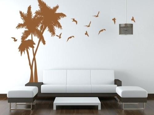 Palm Tree Wall Decor Palm Tree Wall Decor Village Walk Town Homes Pertaining To Palm Tree Wall Art (View 21 of 25)
