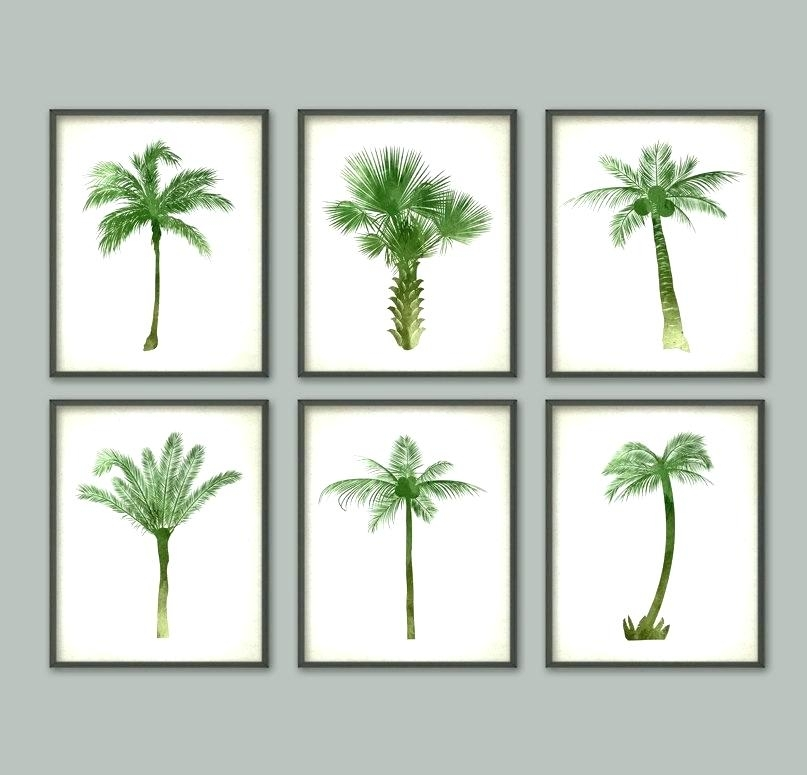 Palm Tree Wall Decor – Rebolt (View 11 of 25)