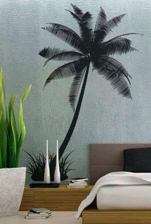 Palm Tree Wall Decoration Palm Trees Wall Decor Elegant Palm Tree 2 With Regard To Palm Tree Wall Art (Image 17 of 25)