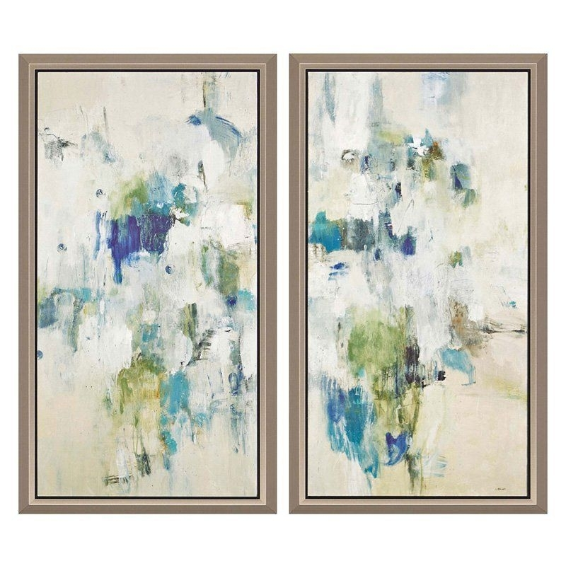 Paragon Decor Moments Framed Wall Art – Set Of 2 – 7084 | Products Regarding Set Of 2 Framed Wall Art (Image 11 of 25)