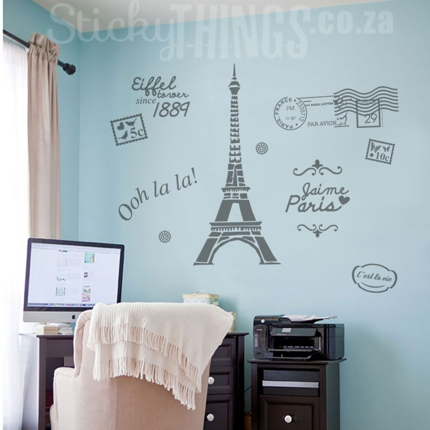 Featured Photo of Paris Wall Art
