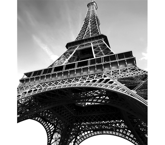 Paris Wall Art – Peel N Stick Items For Dorms College Supplies Decor Throughout Paris Wall Art (Image 8 of 10)