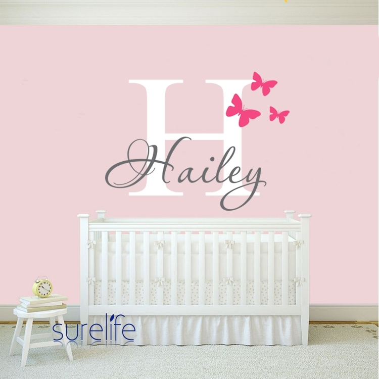 Personalized Wall Decor Good Name Wall Decor – Wall Decoration Ideas For Name Wall Art (View 17 of 25)
