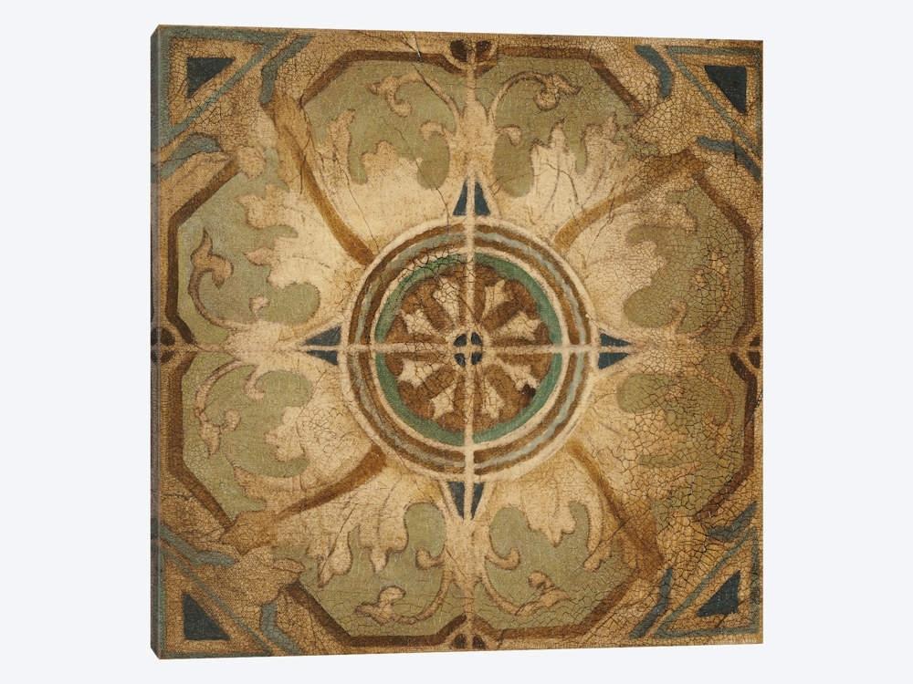Petite Tiles I Canvas Wall Artliz Jardine | Icanvas Inside Tile Canvas Wall Art (Image 15 of 25)