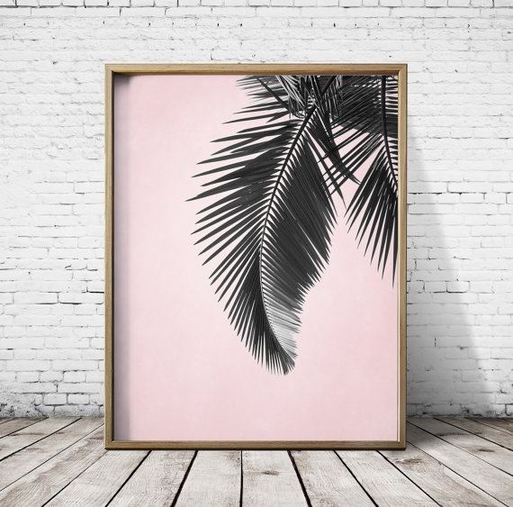 Photograpphy Palm Tree Wall Popular Palm Tree Wall Art – Wall Inside Palm Tree Wall Art (View 3 of 25)