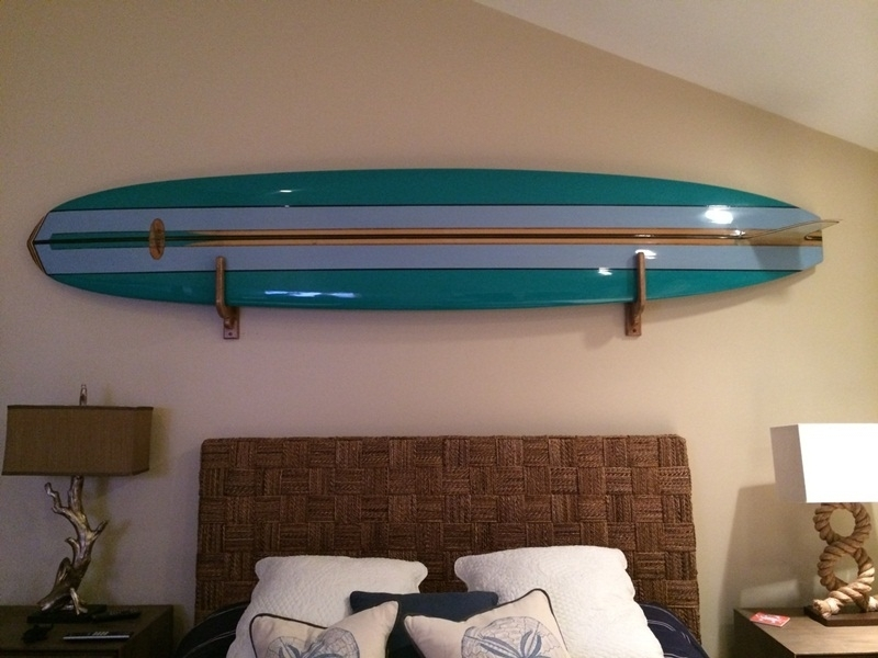 Pictures Of Surfboard Wall Art : Andrews Living Arts – Beach Within Surfboard Wall Art (Image 8 of 25)