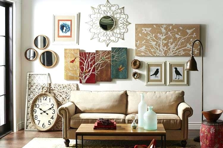 Pier One Mirrors And Wall Decor Pier One Wall Clocks Pier 1 Wall Intended For Pier 1 Wall Art (Image 20 of 25)
