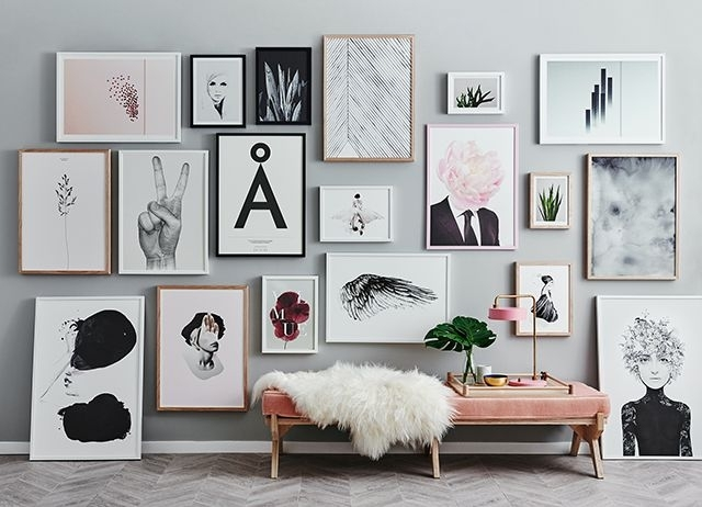Poster Prints And Framed Art Too Spice Up Your Boring Walls With Framed Wall Art (View 9 of 10)