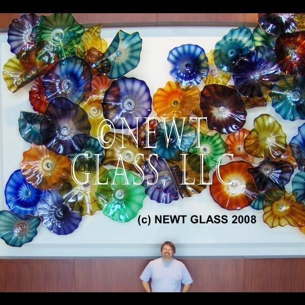 Pretentious Glass Plate Wall Art Minimalist Blown A Ideal Decor Regarding Glass Plate Wall Art (View 8 of 20)