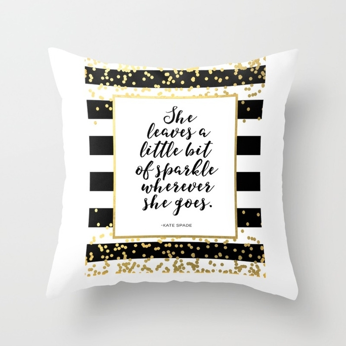 Printable Art,kate Spade Quote,kate Spade Decor,girls Room Decor With Kate Spade Wall Art (Image 17 of 20)