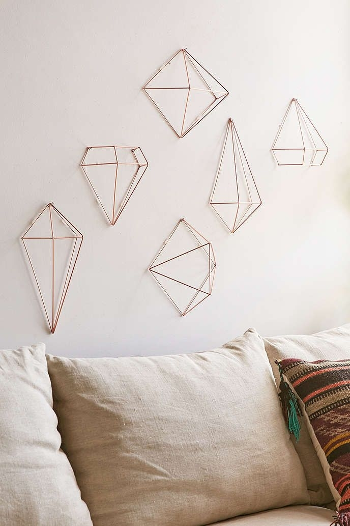 Prisma Wall Decor Set | A Modernist Christmas | Pinterest In Urban Outfitters Wall Art (Image 7 of 25)