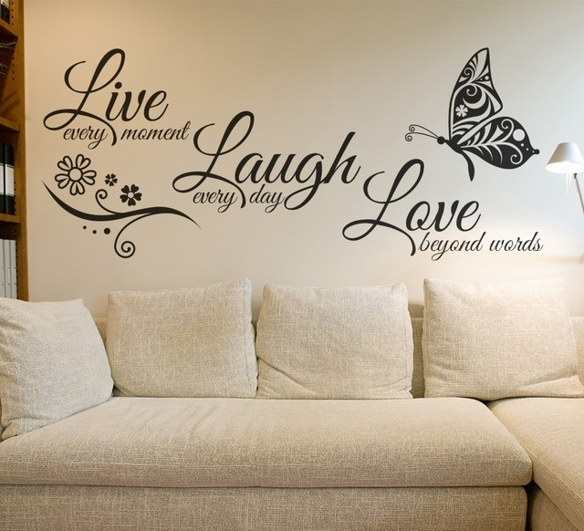 Quote Wall Art - Cajole pertaining to Quote Wall Art