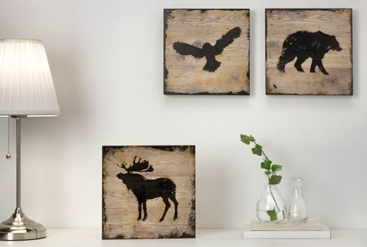 Ready To Hang – Canvas Wall Art, Framed Pictures & More – Ikea In Ikea Wall Art (Image 8 of 10)