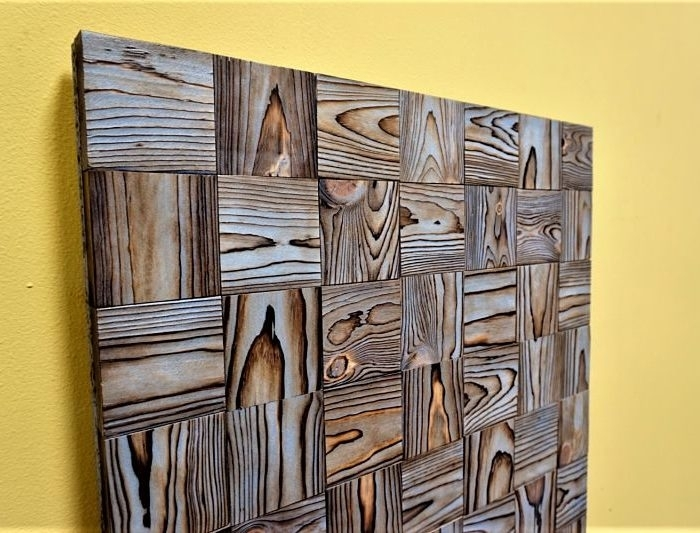 Featured Image of Reclaimed Wood Wall Art