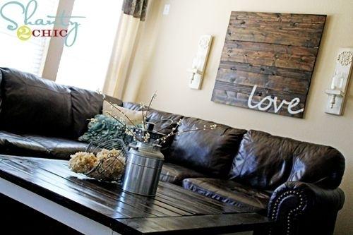 Reclaimed Wood Wall Art | Pinterest | Reclaimed Wood Wall Art, Wood With Plank Wall Art (Image 12 of 20)