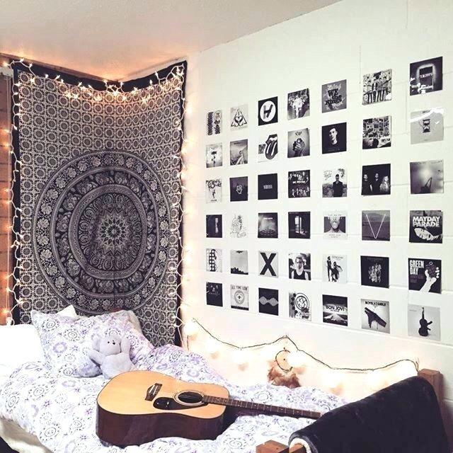 Room Decor Ideas For Teenage Girl Teenage Wall Art Ideas Wall Decor Inside Teen Wall Art (Image 11 of 25)