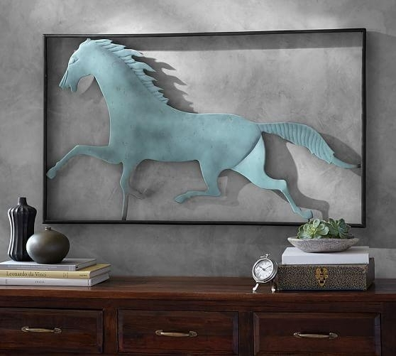 Featured Image of Horse Wall Art