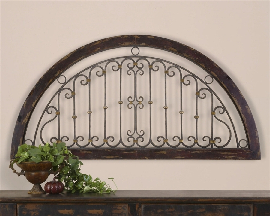 Rustic, Metal, And Industrial Wall Decor: Vintage Inspired, High End Pertaining To Rustic Metal Wall Art (View 5 of 25)