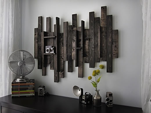 Rustic Metal W Ideal Rustic Metal Wall Art – Wall Decoration Ideas Throughout Wood And Metal Wall Art (Image 11 of 25)