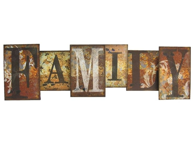 Rustic Metal W Inspirational Rustic Metal Wall Art – Wall Decoration With Regard To Rustic Metal Wall Art (Image 9 of 25)