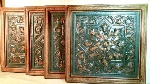 Rustic Metal Wall Art – Ilamabyek Regarding Rustic Metal Wall Art (Image 11 of 25)