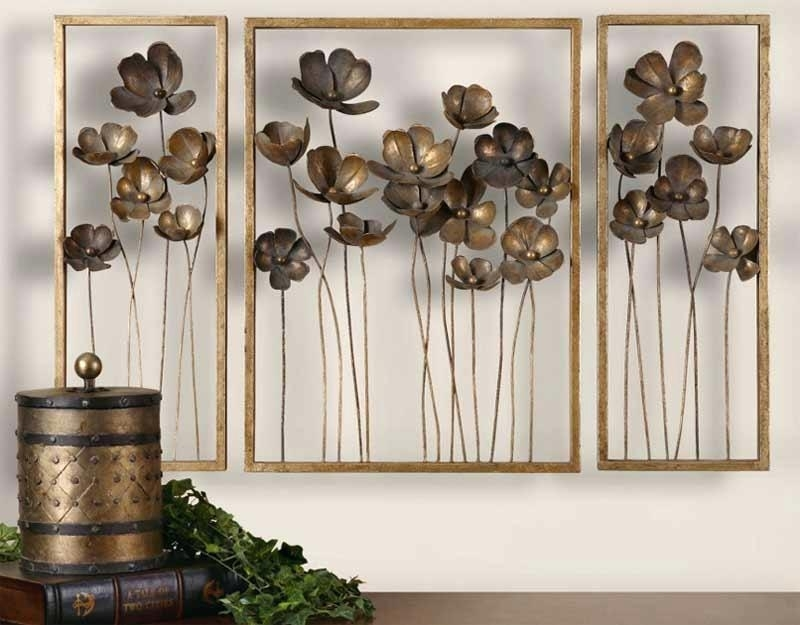 Rustic Metal Wall Art Rustic Wood And Metal Wall Decor Elegant Wall In Rustic Metal Wall Art (View 7 of 25)