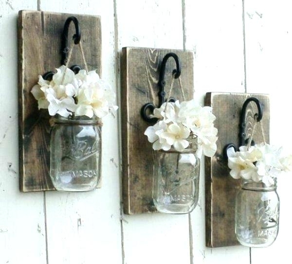 Rustic Wall Decor Ideas Rustic Wall Decor Ideas New Farmhouse Wall Throughout Rustic Wall Art (View 9 of 10)
