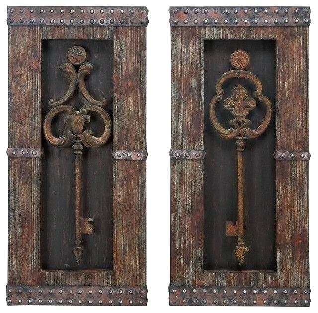 Rustic Wood And Metal Wall Decor Rustic Wood And Metal Wall Art Inside Wood And Metal Wall Art (Image 14 of 25)