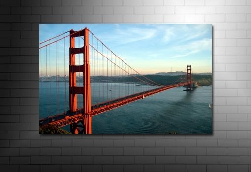 San Francisco Canvas Within San Francisco Wall Art (View 23 of 25)