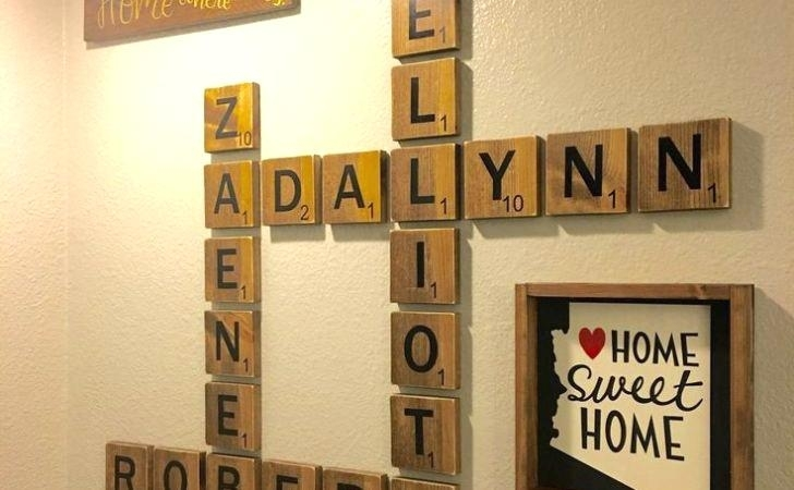 Scrabble Wall Art Letters Ireland Australia – Nyjetsdraft For Scrabble Wall Art (Image 18 of 25)
