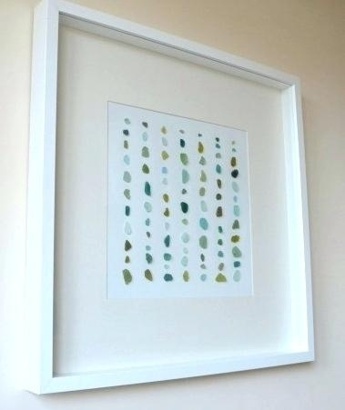 Sea Glass Wall Art Peaceful Inspiration Ideas Sea Glass Wall Art In With Regard To Sea Glass Wall Art (View 8 of 10)