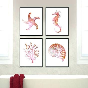 Sea Life Wall Art – Musicindustry (View 8 of 10)