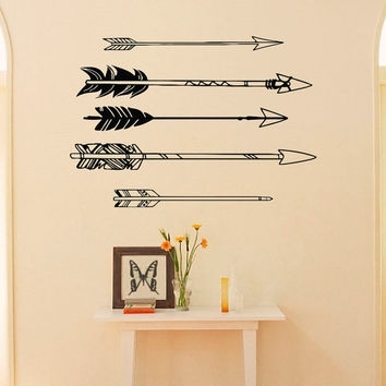 Shop Indie Wall Art On Wanelo For Arrow Wall Art (Image 16 of 20)