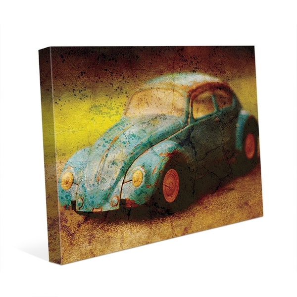 Shop Vintage Car Canvas Wall Art – On Sale – Free Shipping Today For Car Canvas Wall Art (View 22 of 25)