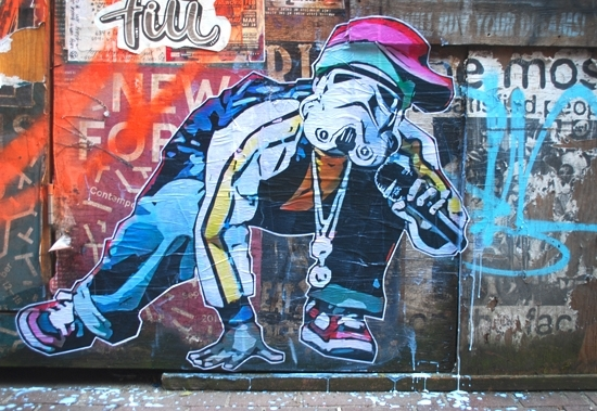 Showing Up For Street And Graffiti Art In Vancouver | Inside Within Graffiti Wall Art (View 21 of 25)