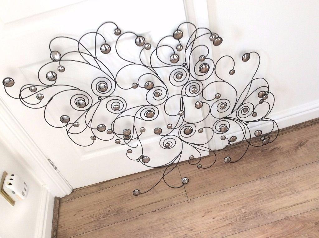 Silver Metal Wall Art Models : Andrews Living Arts – Very Good Pertaining To Silver Metal Wall Art (View 14 of 25)