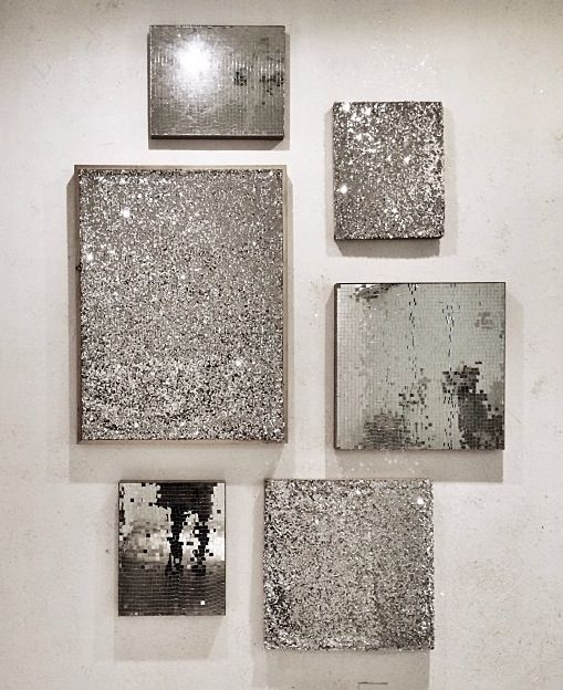Featured Image of Silver Wall Art