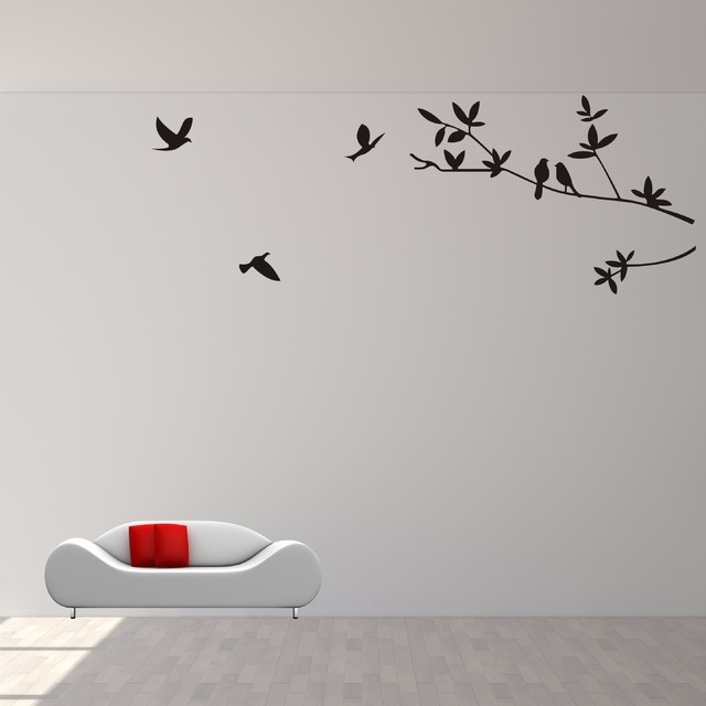 Simple Decorating Birds Fresh Bird Wall Art – Home Design And Wall Regarding Bird Wall Art (View 4 of 10)