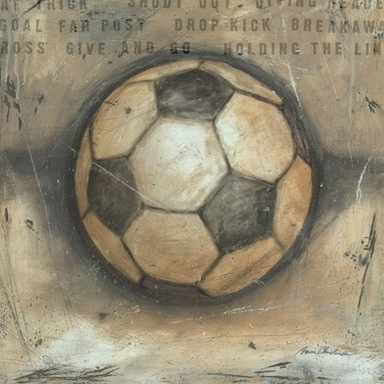 Soccer Sports Wall Art Prints, Paintings, Decor And Canvas For Boys Pertaining To Soccer Wall Art (Image 15 of 25)