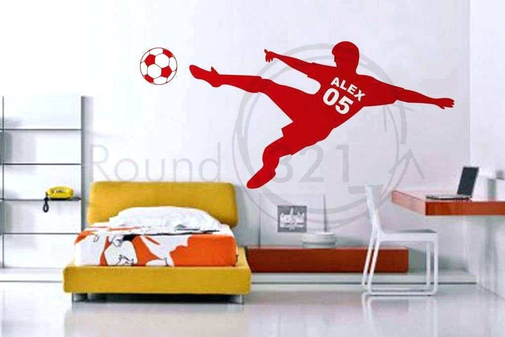 Soccer Wall Decor Soccer Wall Art Best Of Homey Design Soccer Decor Throughout Soccer Wall Art (View 24 of 25)