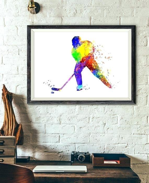 Sports Canvas Wall Art S 5 Piece Canvas Wall Art Sports Pertaining To Sports Wall Art (Image 11 of 25)