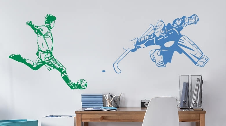 Sports Pertaining To Sports Wall Art (Image 12 of 25)