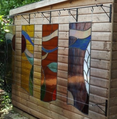 Stained Glass Commissions From Vitreus Art For Stained Glass Wall Art (View 18 of 25)